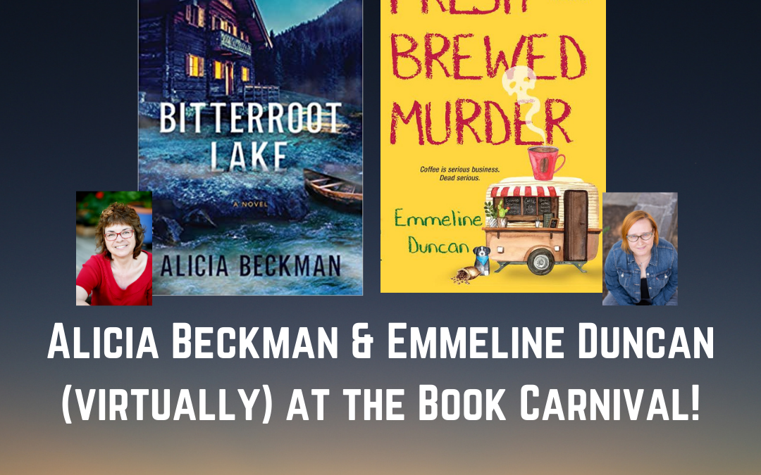 At the Book Carnival with Alicia Beckman! (Virtual Event)